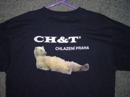 tričko Chlazení Praha