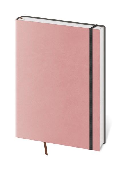 Blok Flexies růžový kalendář