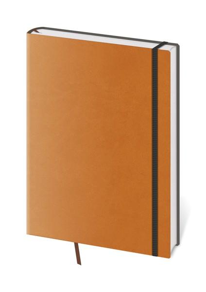 Blok Flexies oranžový kalendář