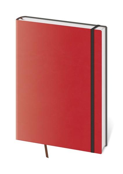 Blok Flexies červený kalendář