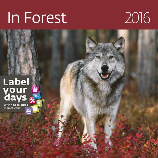 In Forest kalendář