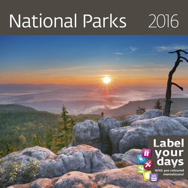 National Parks kalendář