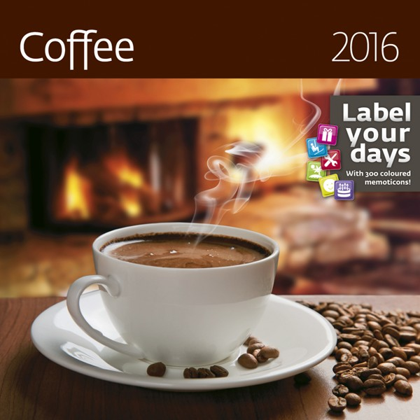 Coffee kalendář