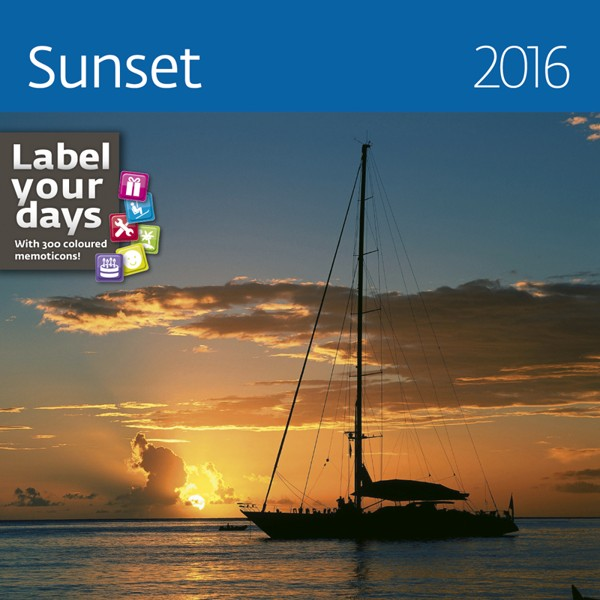 Sunset kalendář