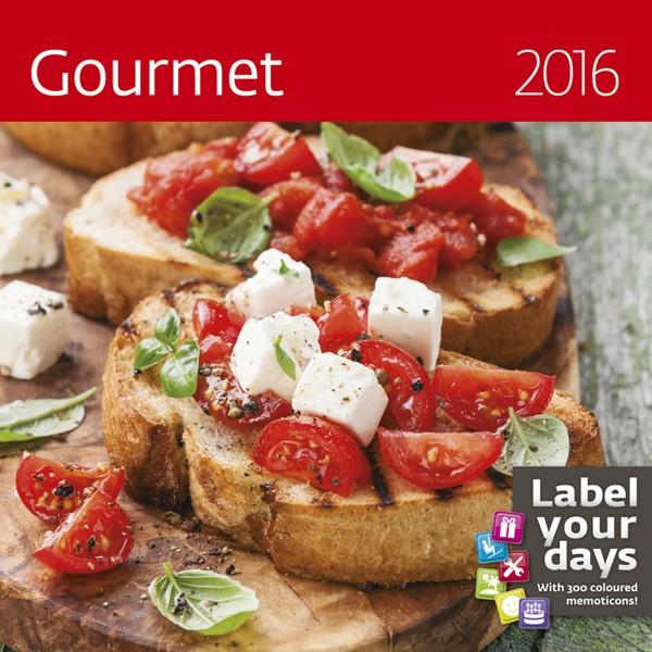 Gourmet kalendář