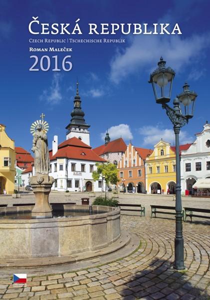 Česká republika kalendář