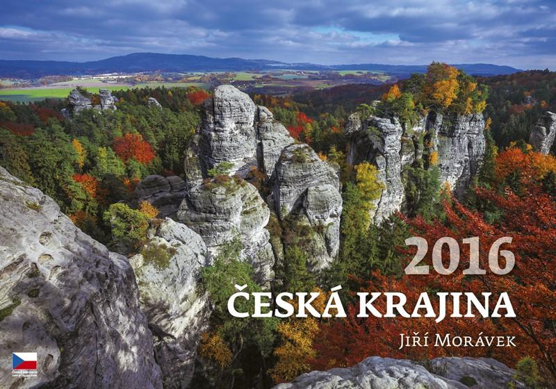 Česká krajina kalendář