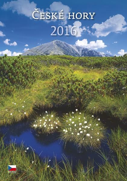 České hory kalendář
