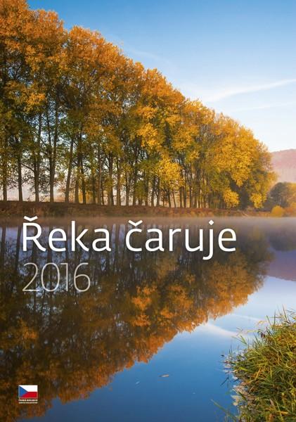 Řeka čaruje kalendář