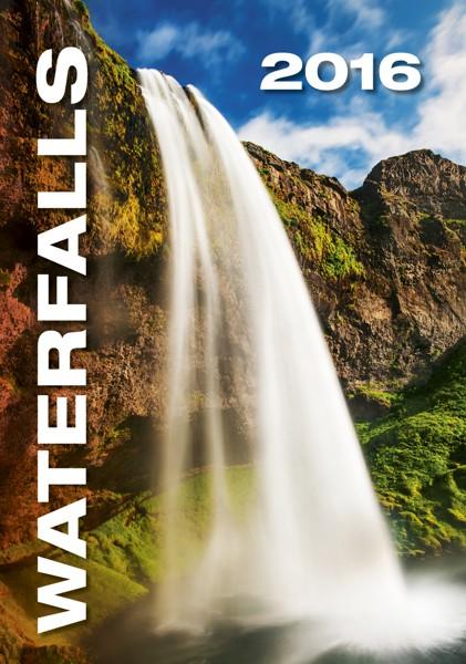Waterfalls kalendář