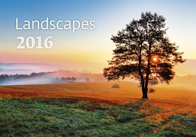 Landscapes kalendář