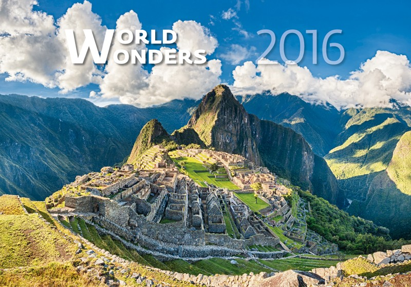 World Wonders kalendář