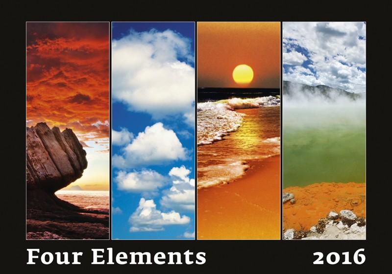 Four Elements kalendář