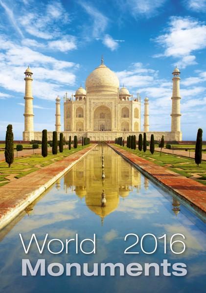 World Monuments kalendář