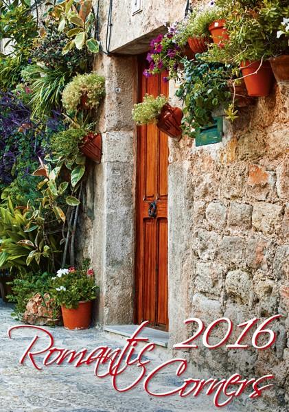 Romantic Corners kalendář