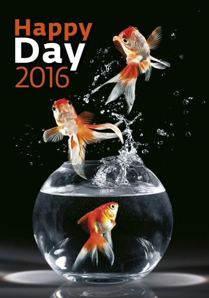 Happy Day kalendář