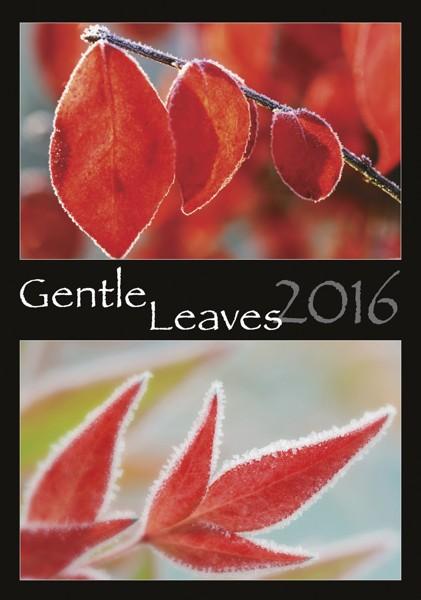 Gentle Leaves kalendář