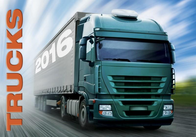 Trucks kalendář