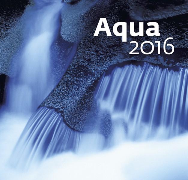 Aqua kalendář