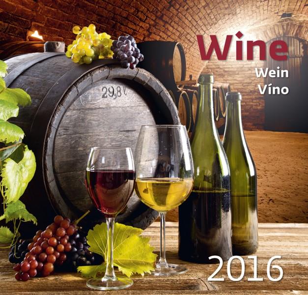 Víno kalendář