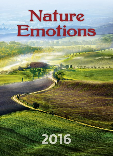 Nature Emotions kalendář