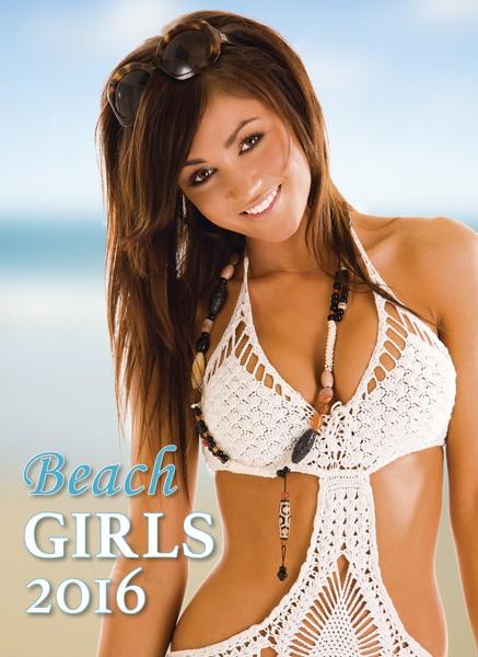 Plážové holky kalendář