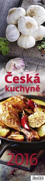 Česká kuchyně - vázanka kalendář