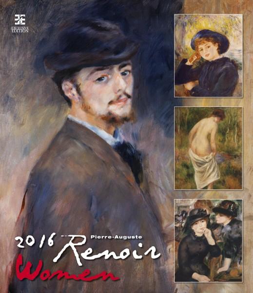 Pierre-Auguste Renoir - WOMEN kalendář