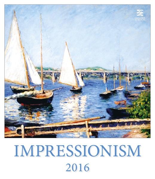 Impressionism kalendář