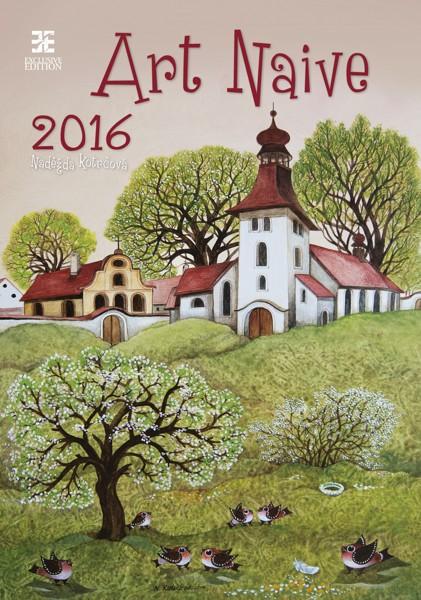 Art Naive kalendář