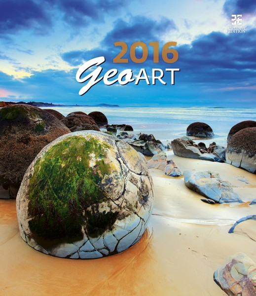 Geo Art kalendář