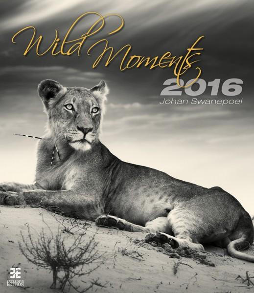 Wild Moments kalendář