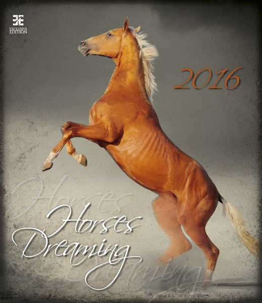 Horses Dreaming kalendář