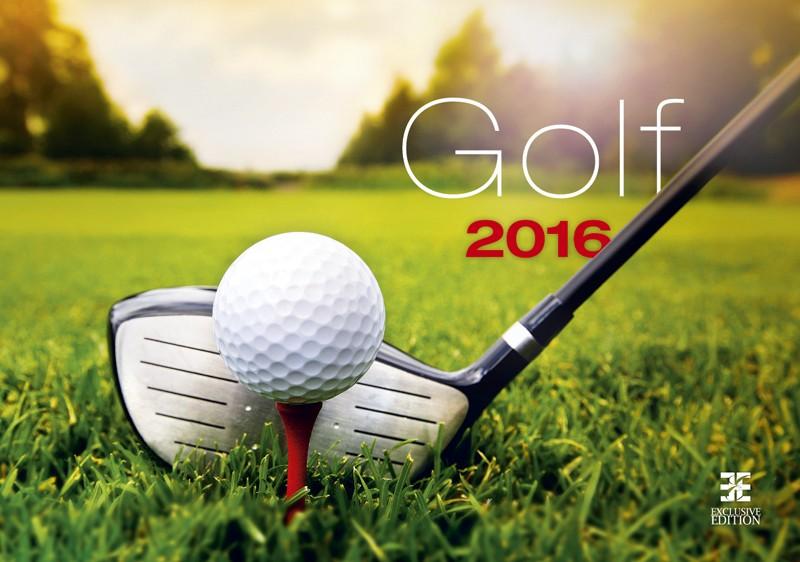 Golf kalendář