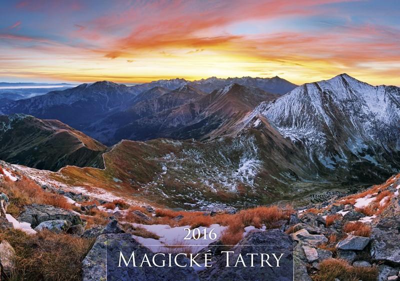 Magické Tatry kalendář