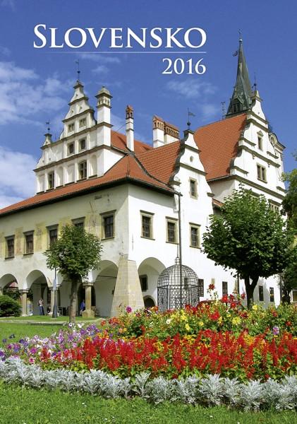 Slovensko kalendář