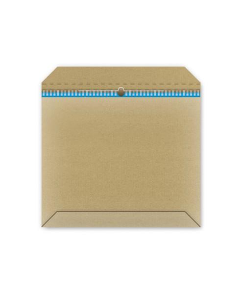 Lepenkový obal 460 x 395 mm kalendář