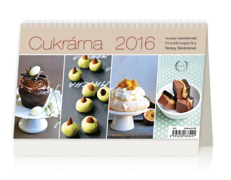 Cukrárna kalendář