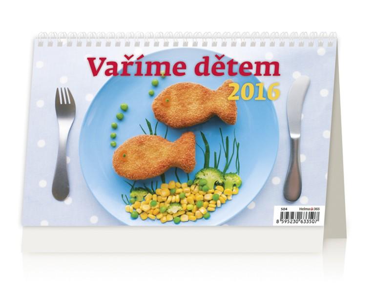 Vaříme dětem kalendář