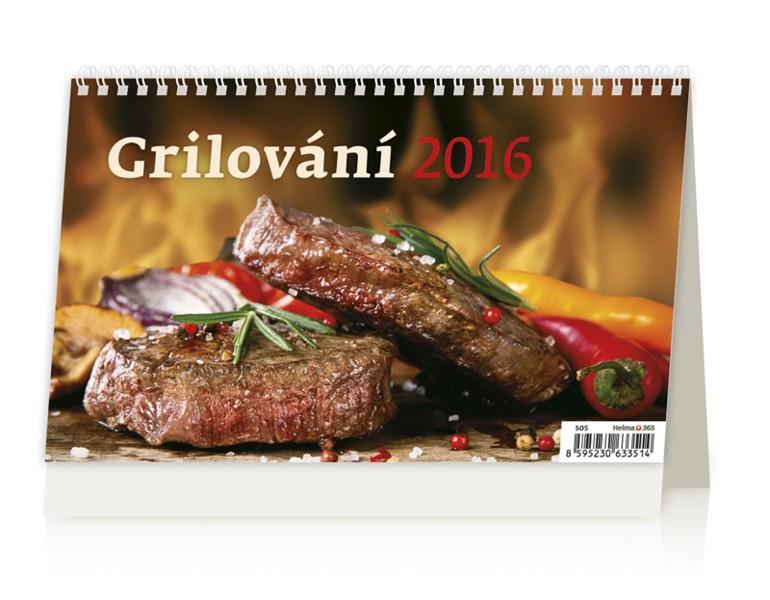Grilování kalendář