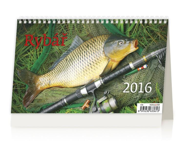 Rybář kalendář