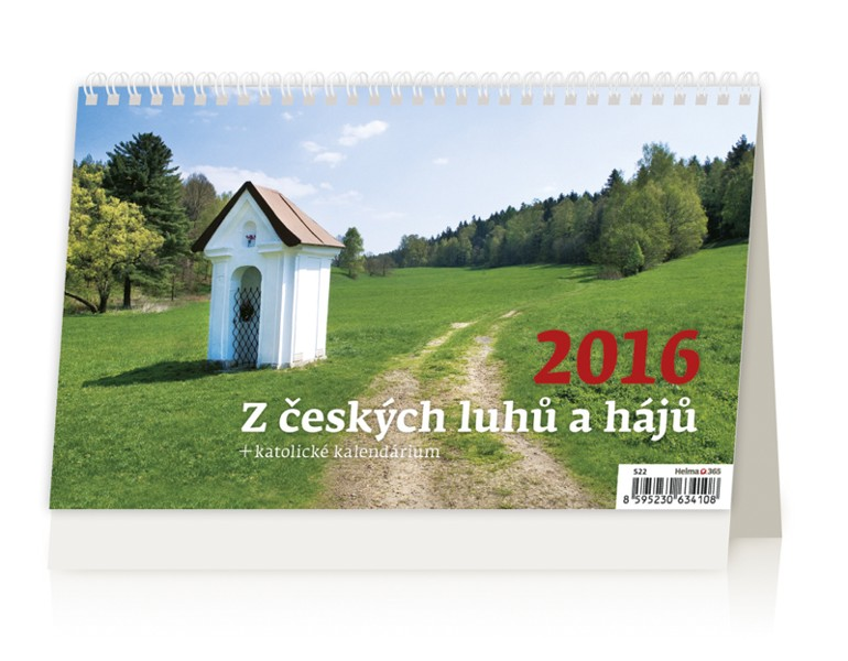 Z českých luhů a hájů kalendář