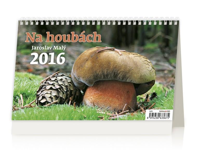 Na houbách kalendář