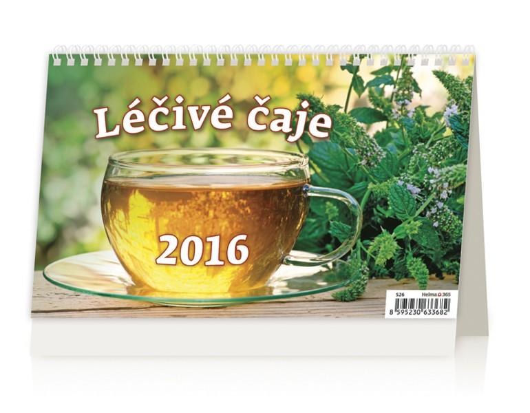 Léčivé čaje kalendář