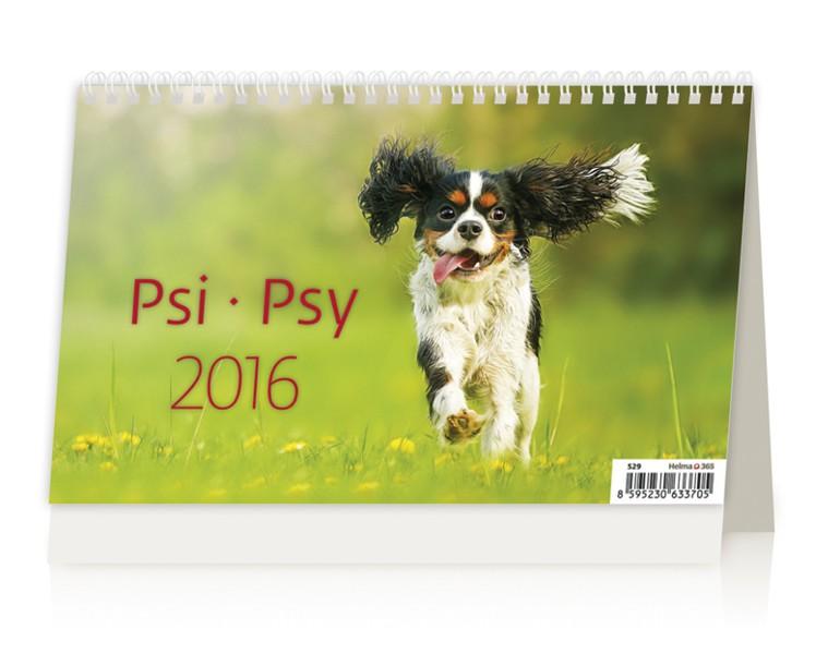 Psi kalendář