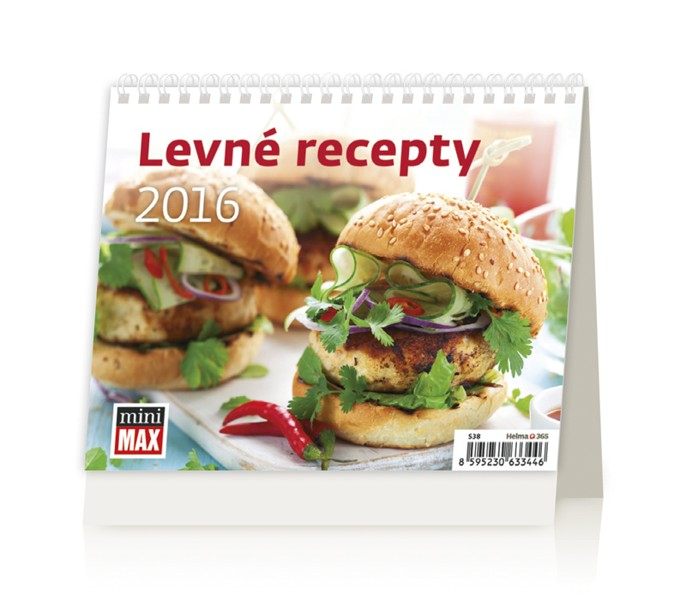MiniMax Levné recepty kalendář
