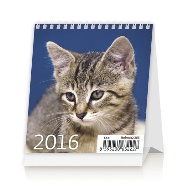 Mini Kittens kalendář