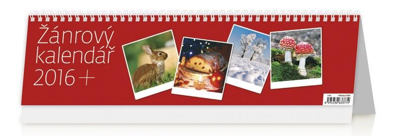 Žánrový kalendář kalendář