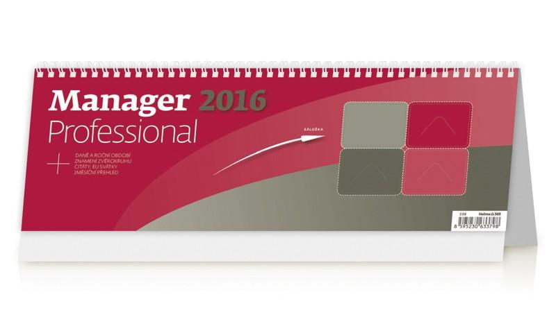 Manager Professional kalendář