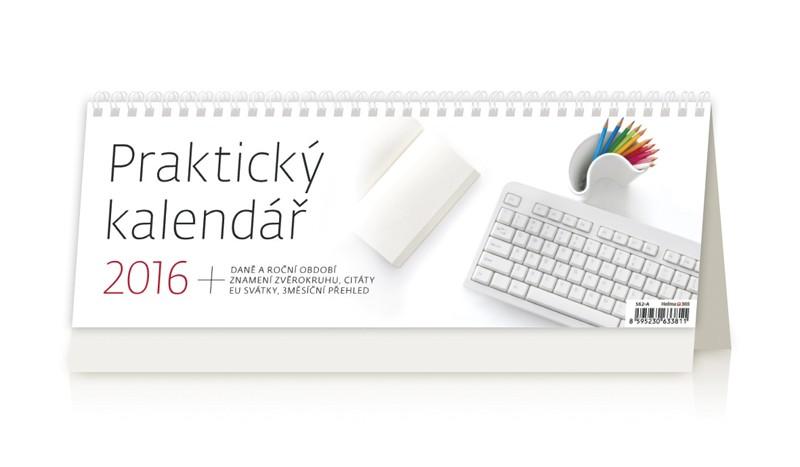 Praktický kalendář kalendář